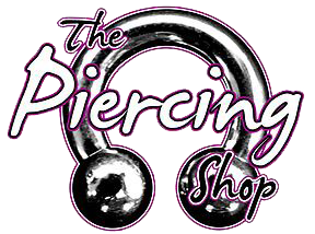 The piercing Shop Las Vegas Header Logo